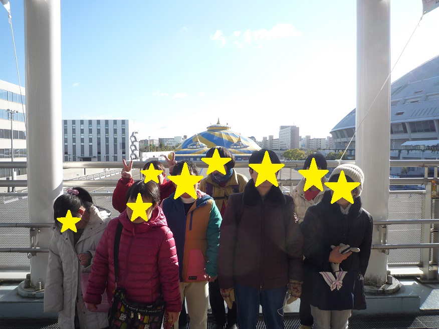 キュリオステント前の写真